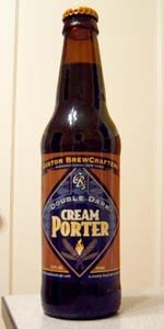 CB's Double Dark Cream Porter