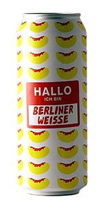 Hallo Ich Bin Berliner Weisse Alkoholfrei