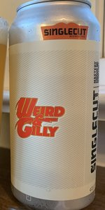 Weird & Gilly IPA