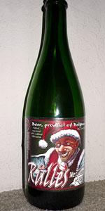 La Rullés Cuvée Meilleurs Voeux (Bière De Gaume)