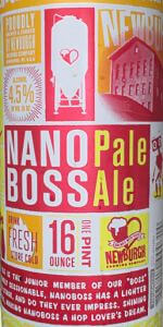 NanoBoss Hoppy Session Ale