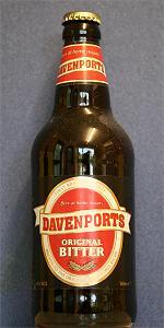 Davenport's Original Bitter