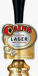 Cain's Finest Cask Lager