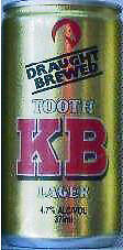 KB Tooth Lager