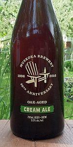 Oak-aged Cream Ale