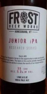 Junior IPA