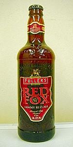 Fuller's Red Fox