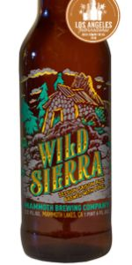 Wild Sierra Session Saison Ale
