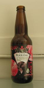 Black Oak Double Chocolate Cherry Stout