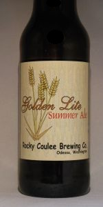 Golden Lite Summer Ale