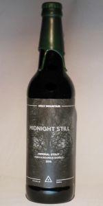 Midnight Still (Coffee & Vanilla)