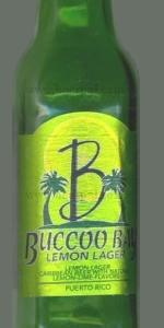 Buccoo Bay Lemon Lager