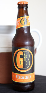 Gordon Biersch Hefeweizen