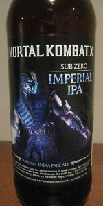 Sub-Zero Imperial IPA