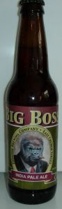 Edenton Big Boss IPA