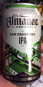 San Francisco IPA