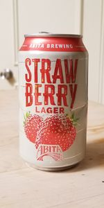 Strawberry Harvest Lager