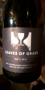 Leaves Of Grass: May 2, 2016