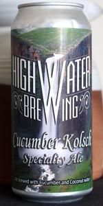 Cucumber Kolsch