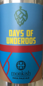 Days Of Underoos