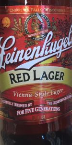 Leinenkugel's Red