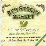 9th Street Market Lime & Cactus