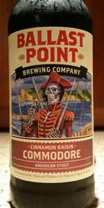 The Commodore (Cinnamon & Raisin)
