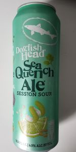 SeaQuench Ale