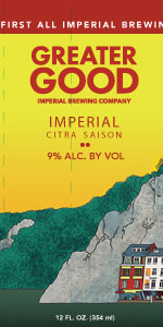 Imperial Citra Saison