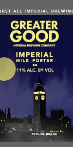 Imperial Milk Porter
