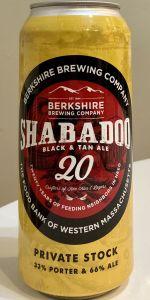 """Shabadoo"" Black & Tan Ale"