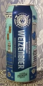 Waterloo Blueberry Weizenbier