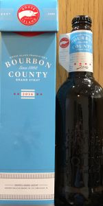 Proprietor's Bourbon County Brand Stout (2016)