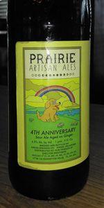 4th Anniversary Ale
