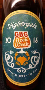 Stigbergets Gbg Beer Week 2016