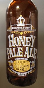 Abita Old Fashioned Bourbon Street Honey Pale