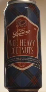 Wee Heavy Coconuts