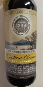 Chateau Aeneas Barleywine (The North Shore Project)