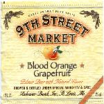 9th Street Market Blood Orange Grapefruit