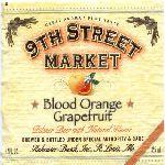 9th Street Market Blood Orange Grapefruit