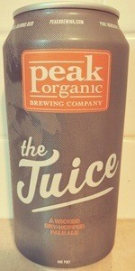 Peak Organic The Juice