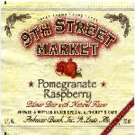9th Street Market Pomegranate Raspberry