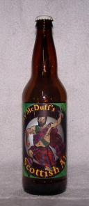 Gritty McDuff's Scottish Ale