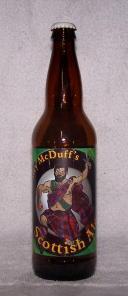 Gritty McDuff's Scottish Ale