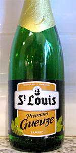 St. Louis Gueuze Lambic