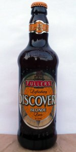 Discovery Blonde Beer