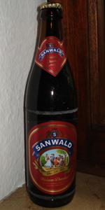 Sanwald Dunkel Weizen