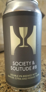 Society & Solitude #8