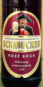 Schmucker Rosébock