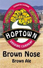 Brown Nose Brown Ale